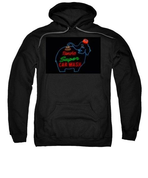 Rancho Super Car Wash Sweatshirt