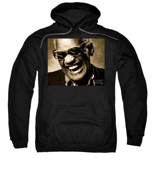 Ray Charles - Portrait Sweatshirt