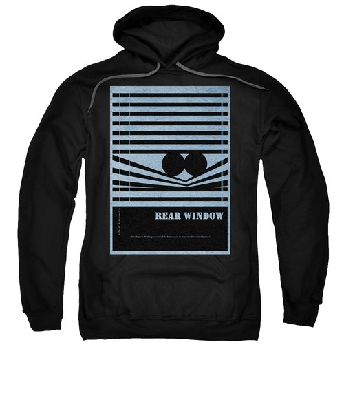 Rear Window Sweatshirt by Ayse Deniz