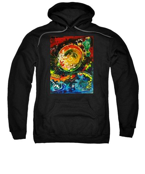 Redshift Canvas 3 Sweatshirt