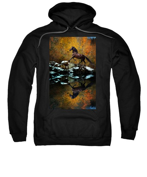 Reflections Of Fall Sweatshirt