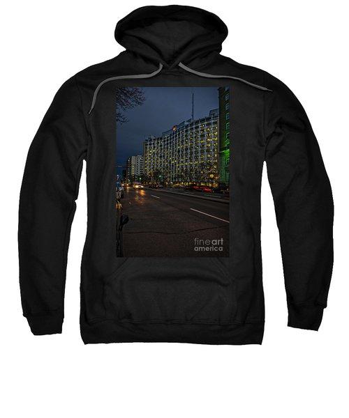 Regina At Night Sweatshirt