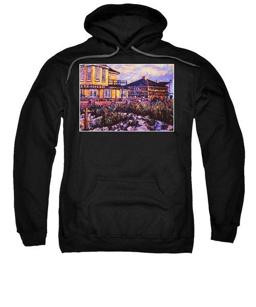 Rehoboth Beach Houses Sweatshirt