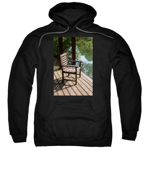Alone By The Lake Sweatshirt