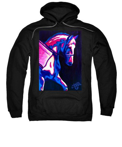 Renaissance Horse Sweatshirt