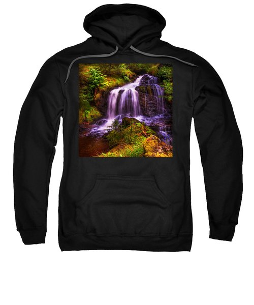 Retreat For Soul. Rest And Be Thankful. Scotland Sweatshirt
