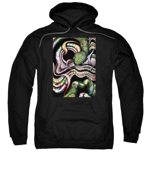 Retro Zeitgeist Sweatshirt