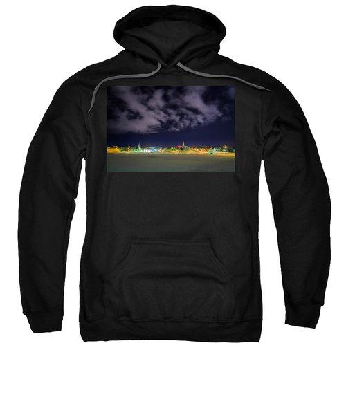 Reykjavik Skyline, Iceland Sweatshirt