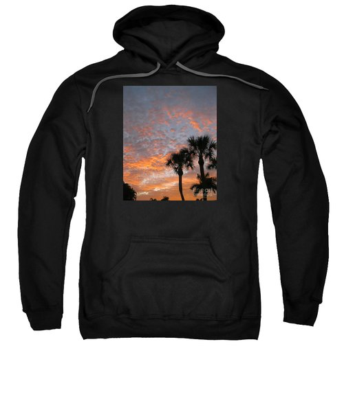 Rise And Shine. Florida. Morning Sky View Sweatshirt