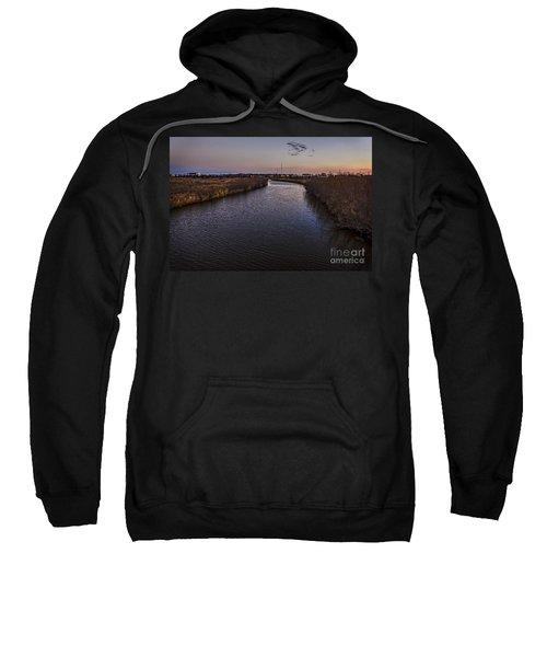 River In Weyburn Sweatshirt