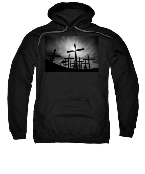 Roadside Memorial Sweatshirt