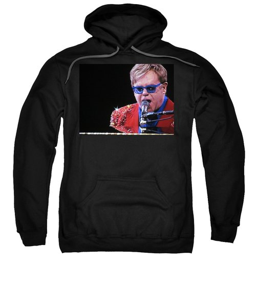 Rocket Man Sweatshirt by Aaron Martens