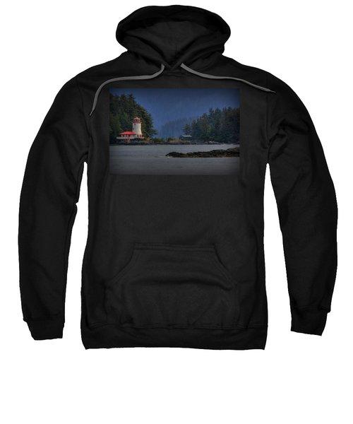 Rockwell Lighthouse Sitka Alaska Sweatshirt