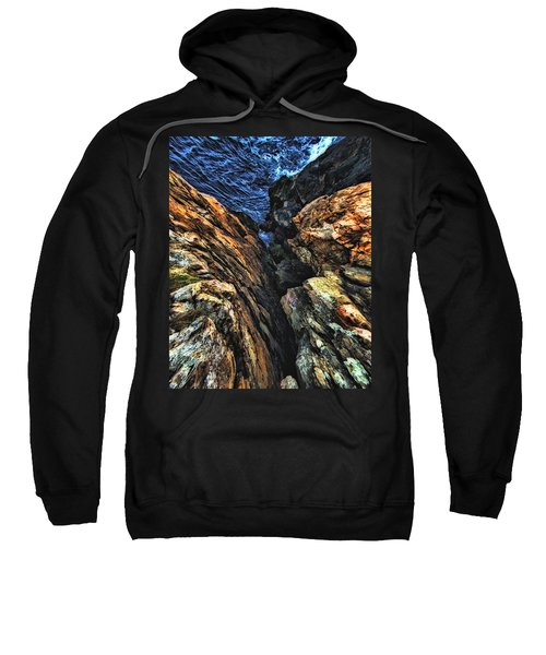 Rocky Shore Sweatshirt