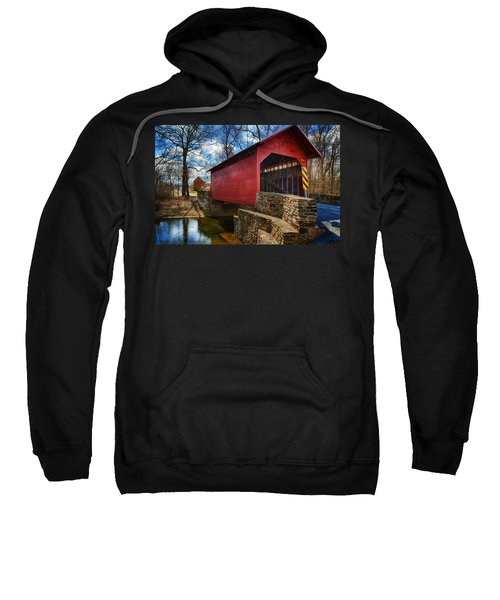 Roddy Road Covered Bridge Sweatshirt