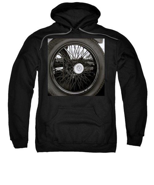 Rolls Royce Wheel Sweatshirt