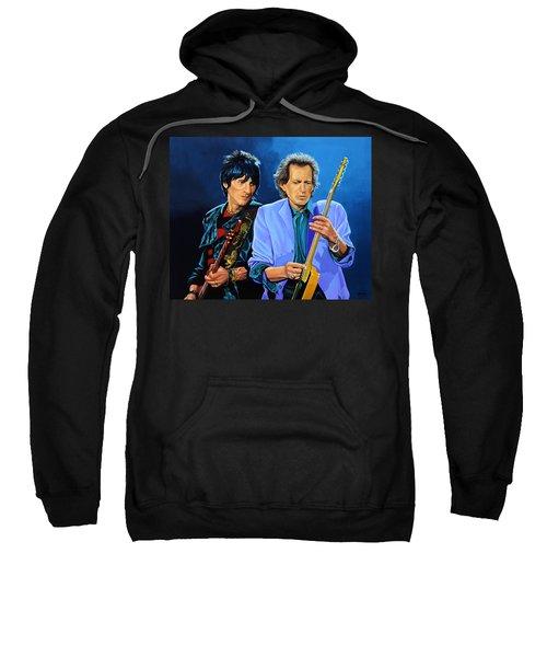 Ron Wood And Keith Richards Sweatshirt