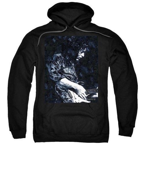 Rory Gallagher - Guitar Legend Sweatshirt