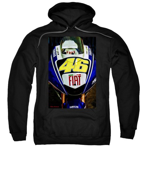 Rossi Yamaha Sweatshirt
