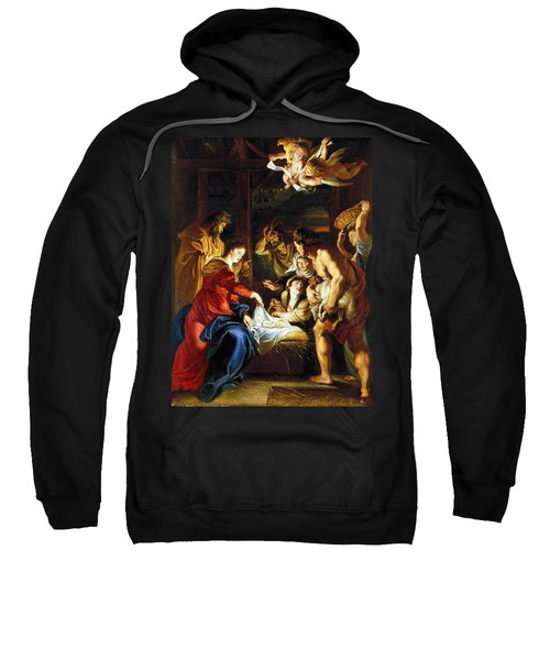 Rubens Adoration Sweatshirt