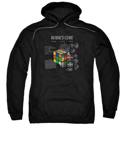 Rubik's Cube Patent 3 Sweatshirt