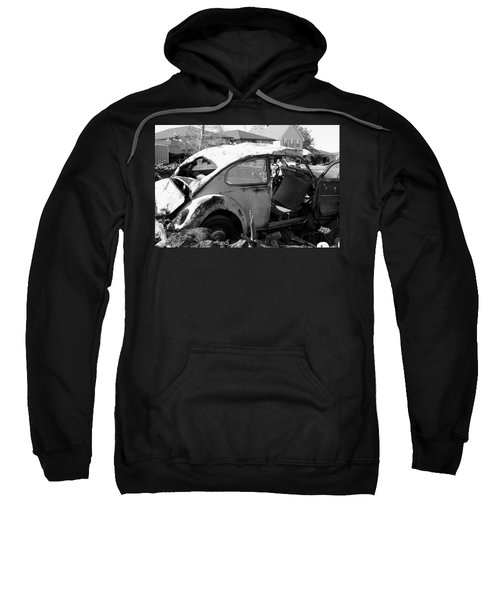 Ruined Volkswagon Sweatshirt
