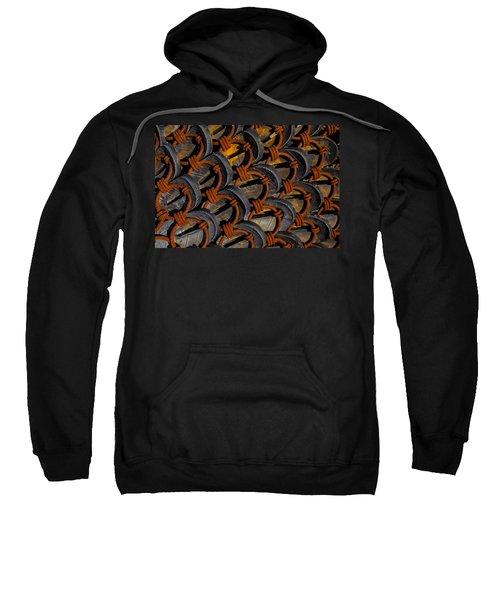 Rusted Circles Sweatshirt