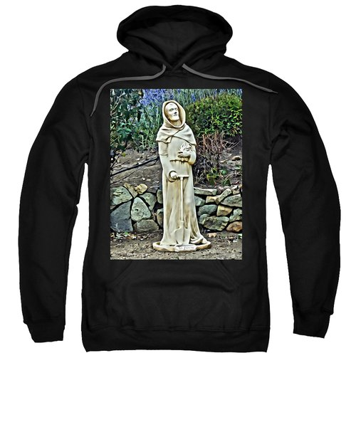 Saint Fiacre Sweatshirt