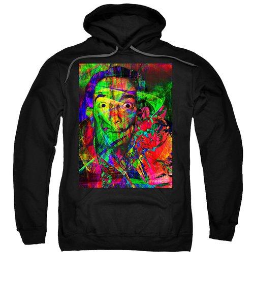 Salvador Dali 20130613 Sweatshirt