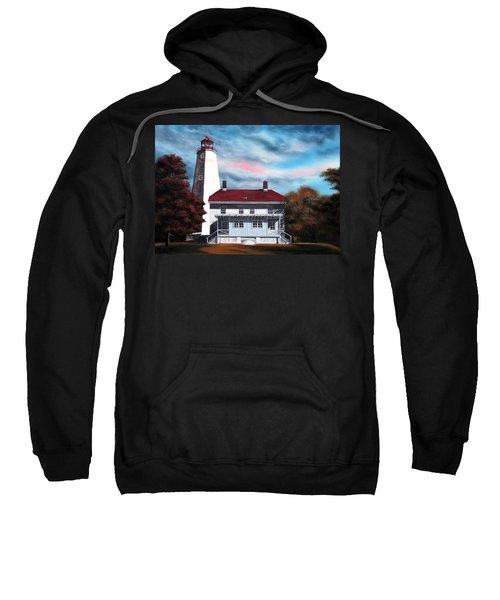 Sandy Hook Lighthouse Sweatshirt