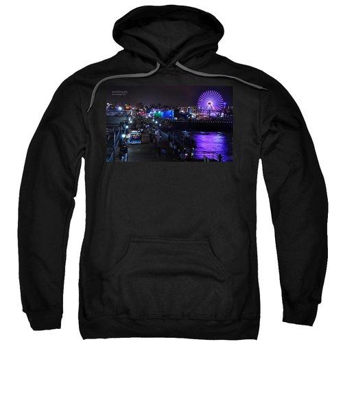 Santa Monica Pier 5 Sweatshirt
