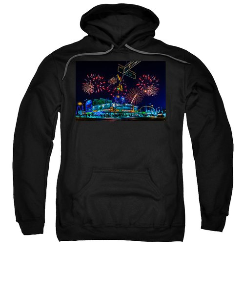 Saturday Night At Coney Island Sweatshirt