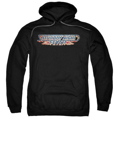 Saturday Night Fever - Logo Sweatshirt