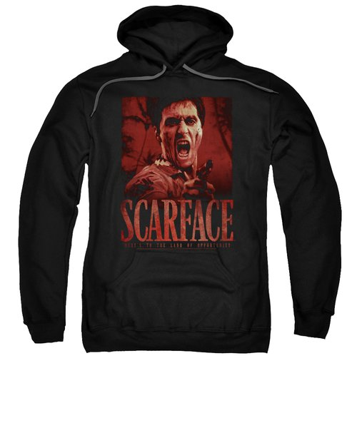 Scarface - Opportunity Sweatshirt by Brand A