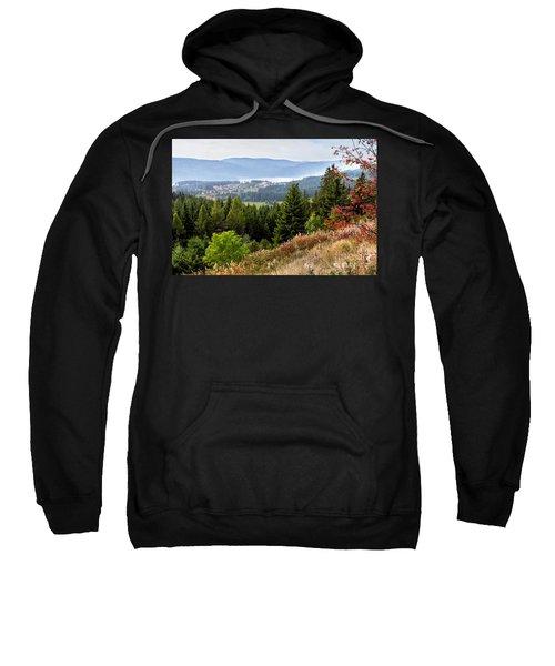 Schluchsee In The Black Forest Sweatshirt