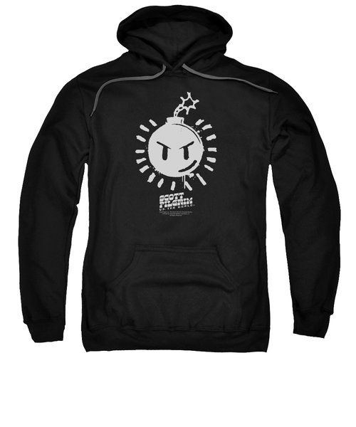 Scott Pilgrim - Sex Bob Omb Logo Sweatshirt