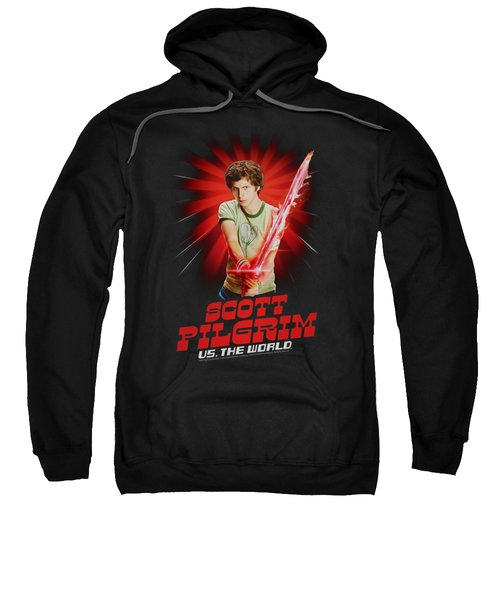 Scott Pilgrim - Super Sword Sweatshirt