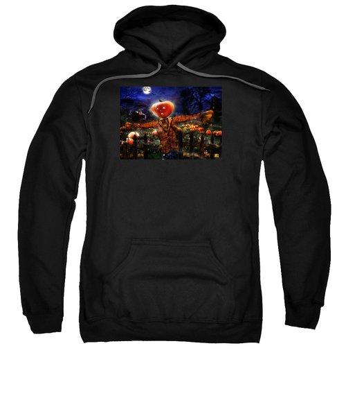 Secrets Of The Night Sweatshirt