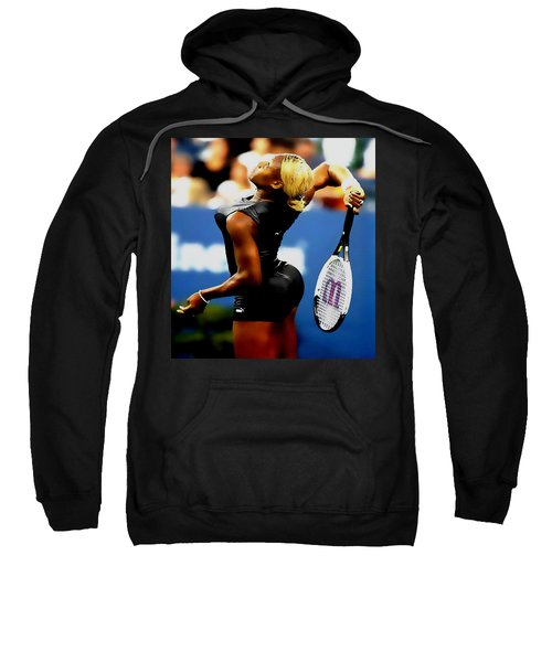 Serena Williams Catsuit II Sweatshirt