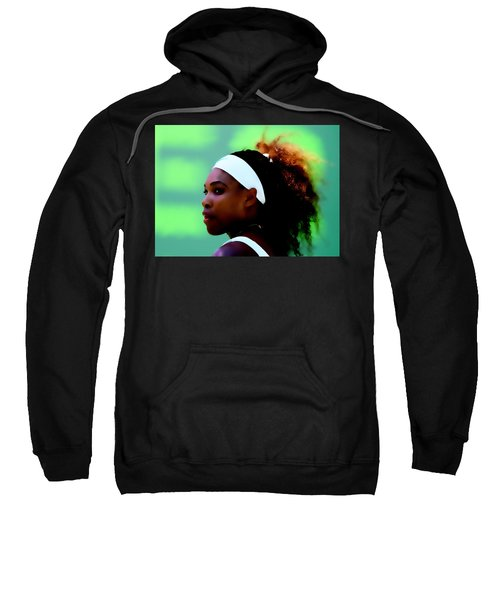 Serena Williams Match Point Sweatshirt