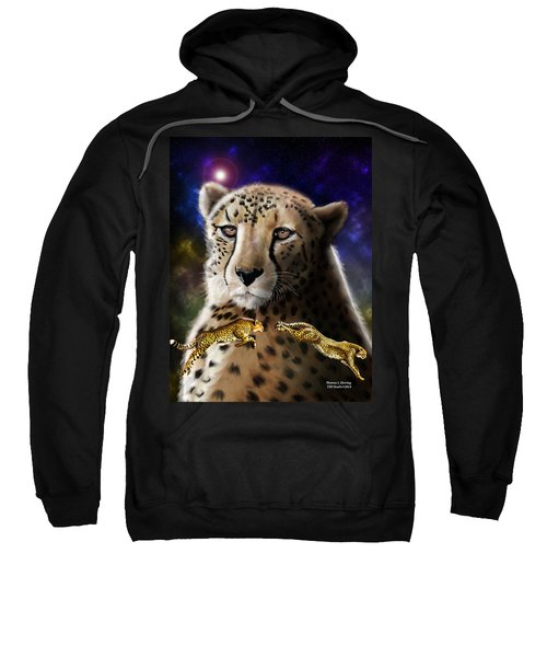 First In The Big Cat Series - Cheetah Sweatshirt