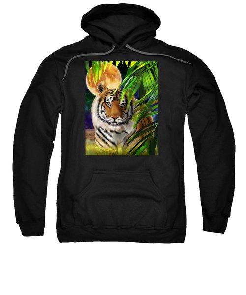 Second In The Big Cat Series - Tiger Sweatshirt