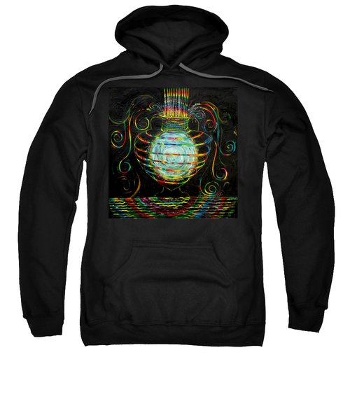 Seventh Day Of Creation Sweatshirt