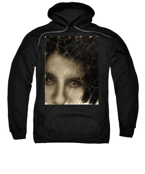 She Died Before Your Eyes Sweatshirt
