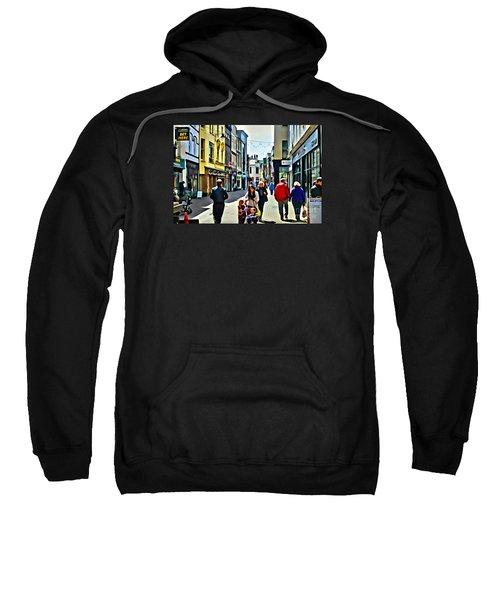 Shopping Sweatshirt