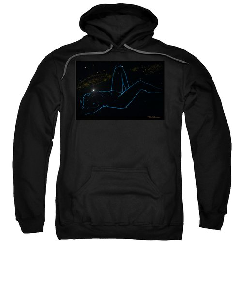 Sign Of The Zodiac Woman Ce 2 Sweatshirt