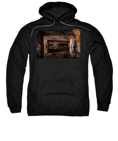 Silence Within Sweatshirt