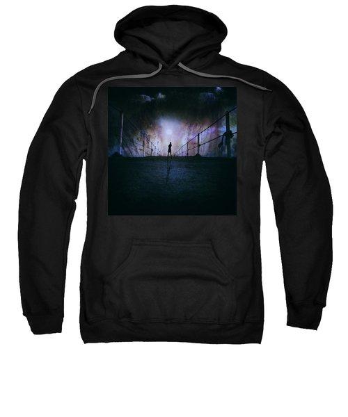 Silent Scream Sweatshirt