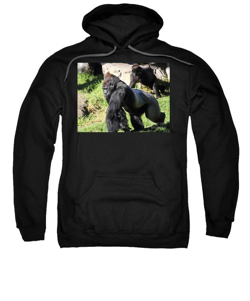 Silverback Gorilla 7d27234 Sweatshirt