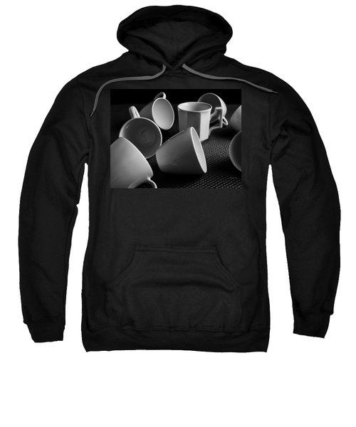Singled Out - Coffee Cups Sweatshirt
